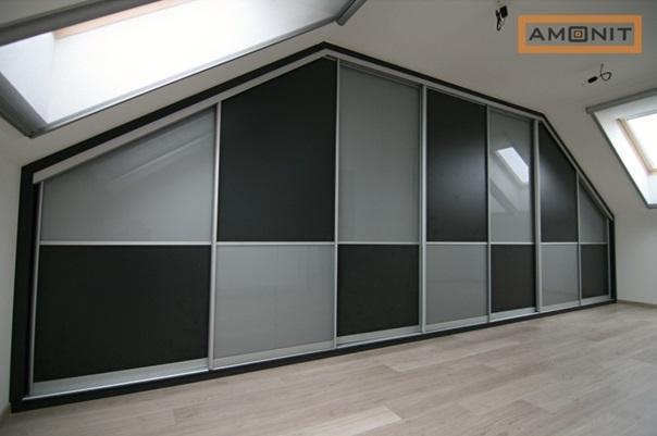 Jednoduché řešení pro atypický interiér