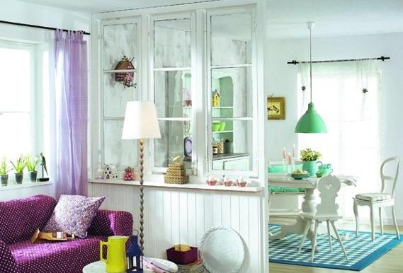 Okno do kuchyně
