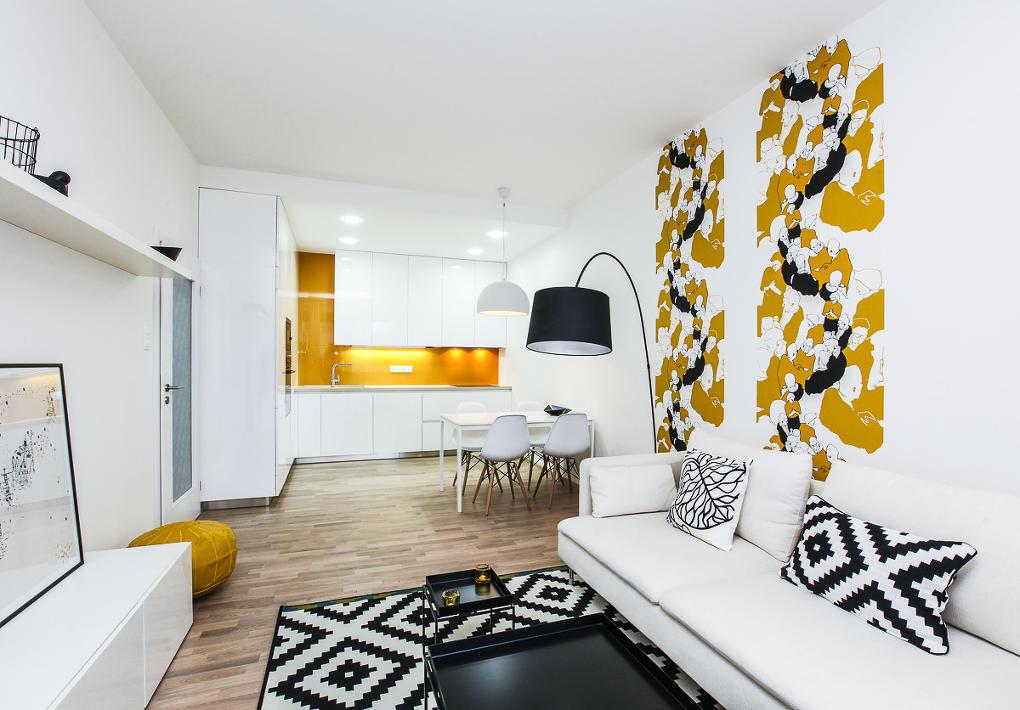 Útulné bydlení podle moderních trendů od Biano