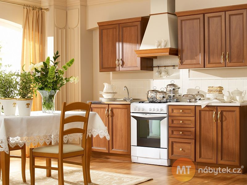 Vybíráte kuchyňskou linku? Investujte do kvalitního dřeva s hezkým designem