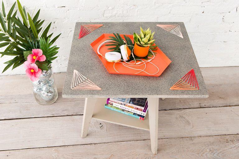 Originální stolek