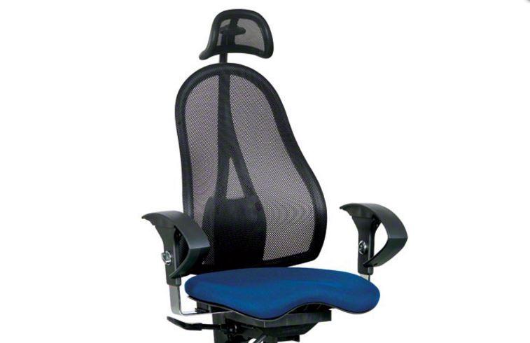 Aktivní sed jako pomocník proti bolesti zad