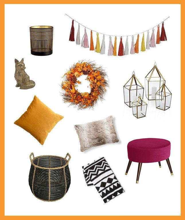 3 báječné tipy pro podzimní dekorace