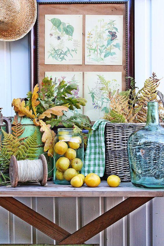 7 tipů, jak vpustit barvy podzimu do svého bytu