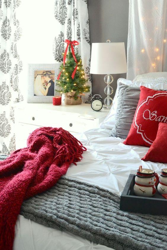 13 krásných nápadů na vánoční výzdobu vašeho bytu