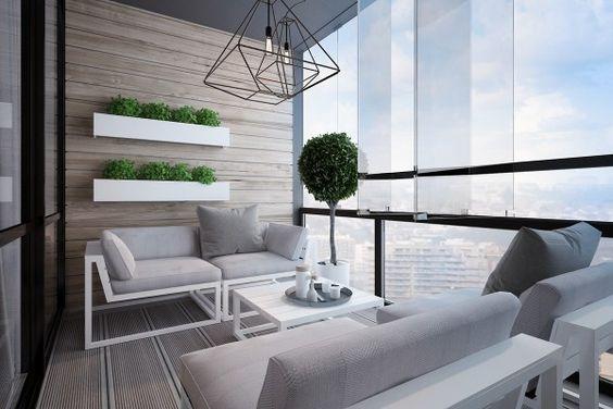 Jak využít balkón, aneb užitečné rady a tipy