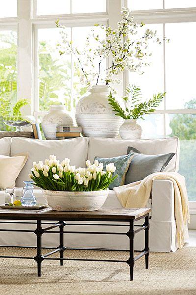 Oblečte svůj domov do jarních barev