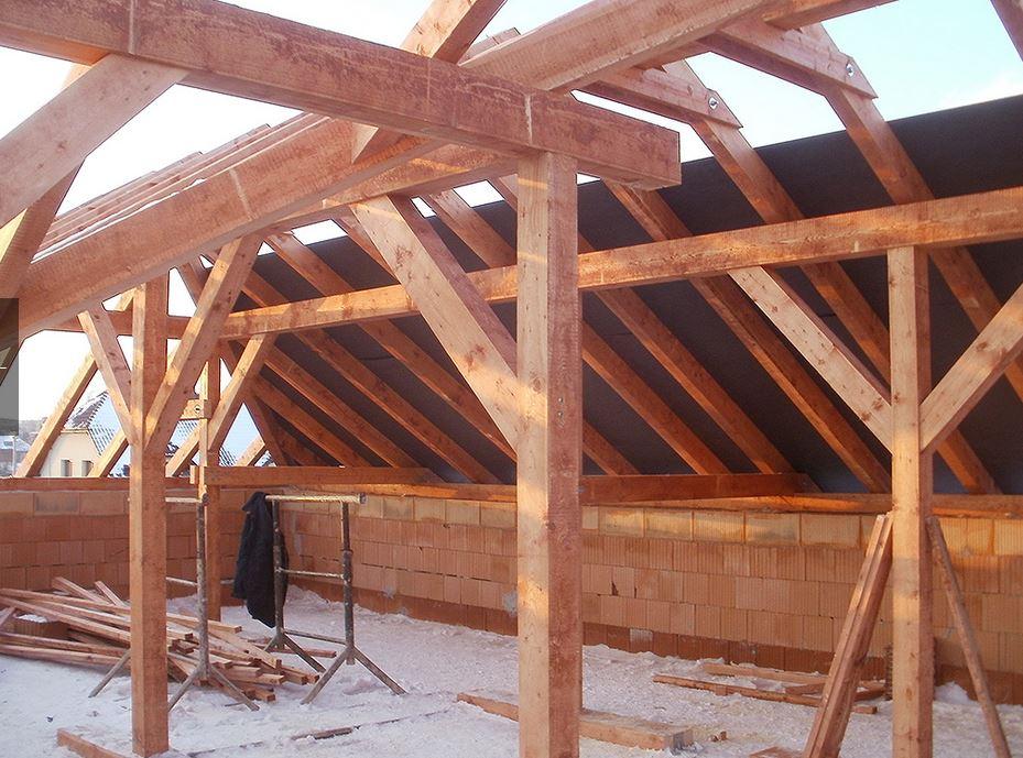 Jak na opravu střechy