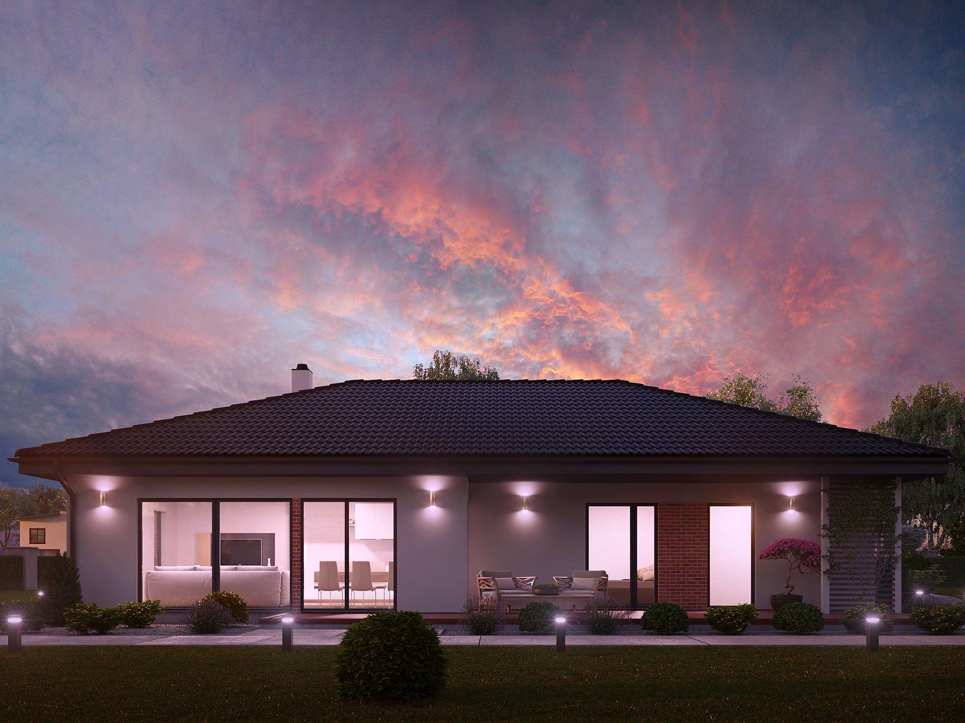 Bydlete ve vlastním nízkoenergetickém domě za cenu nájmu