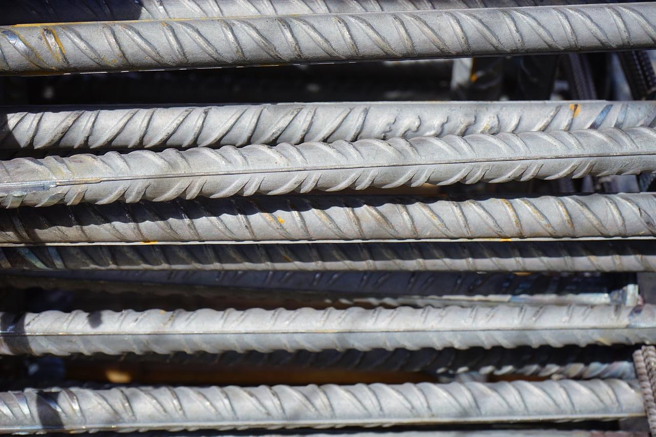 Betonářská ocel má při stavbě svůj význam