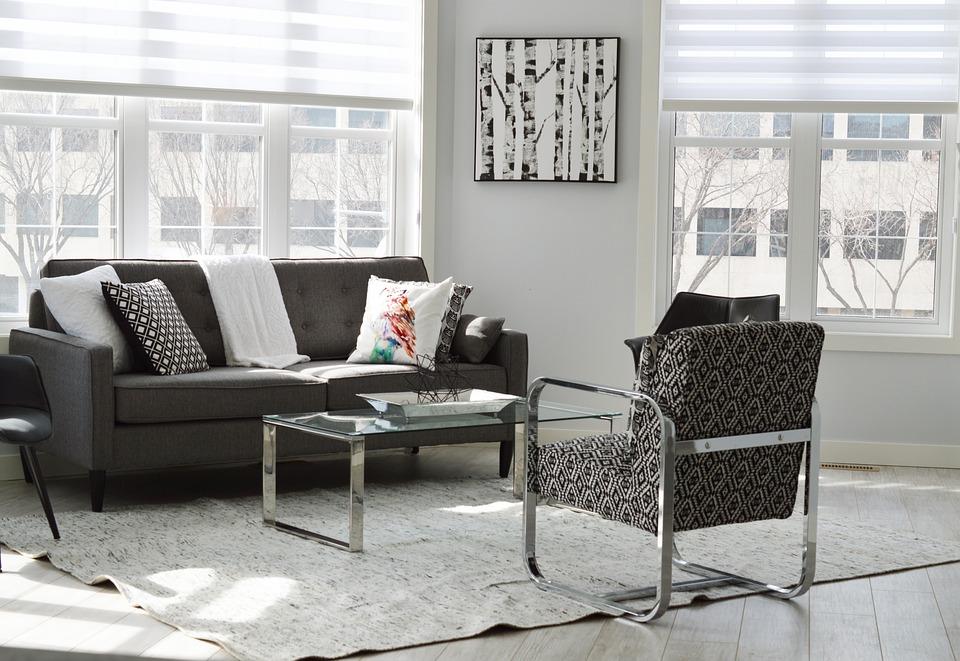 Sektorový nábytek do obývacího pokoje