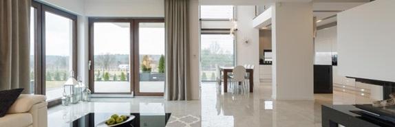 Dekorační závěsy jsou trendem moderních interiérů