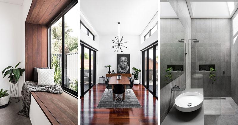 I 100 let starý dům může získat moderní design