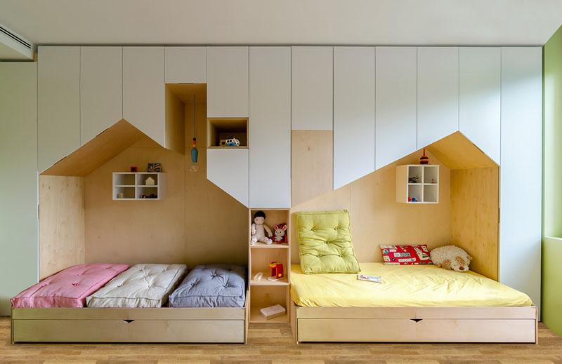 Jak na pokojík pro dvě děti: Praktické rady a tipy