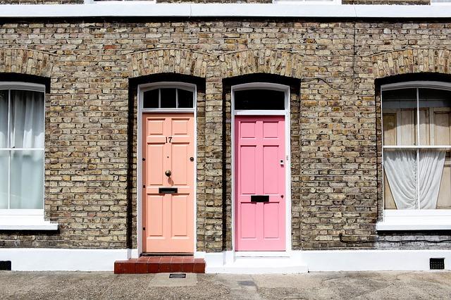 Dveře jsou odrazem vašeho bydlení