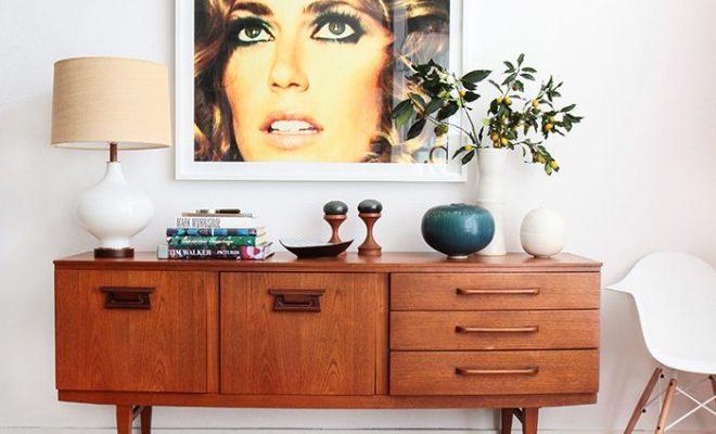 Retro styl je in, aneb tipy pro váš interiér