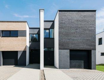 V jedné z nejlepších příměstských lokalit u Prahy vyroste 40 nízkoenergetických domů