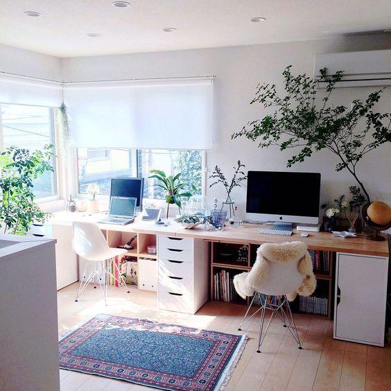 Domácí pracovna: Jde to vkusně i stylově
