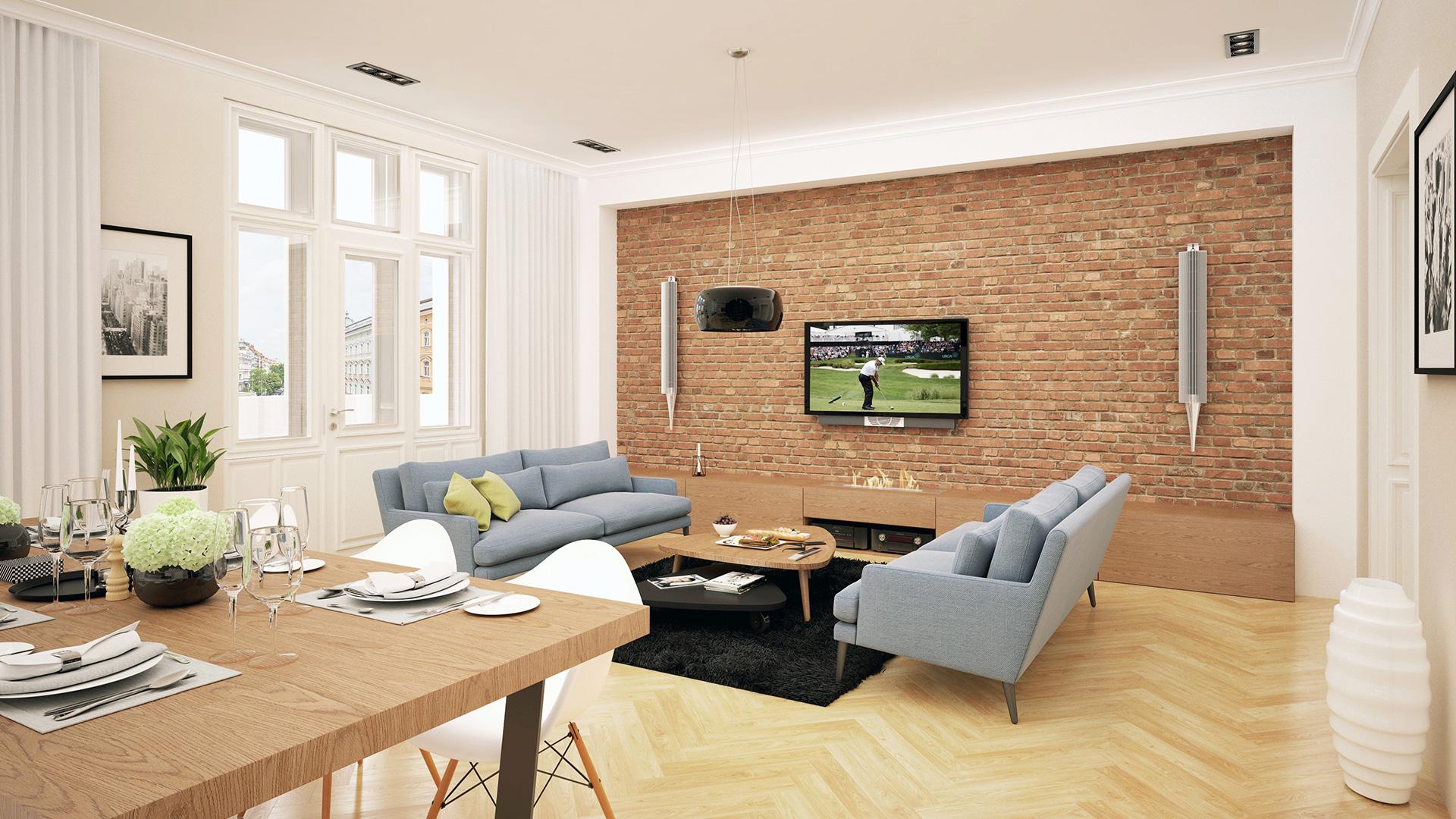 Od ledna budou k pronájmu prémiové byty v Praze