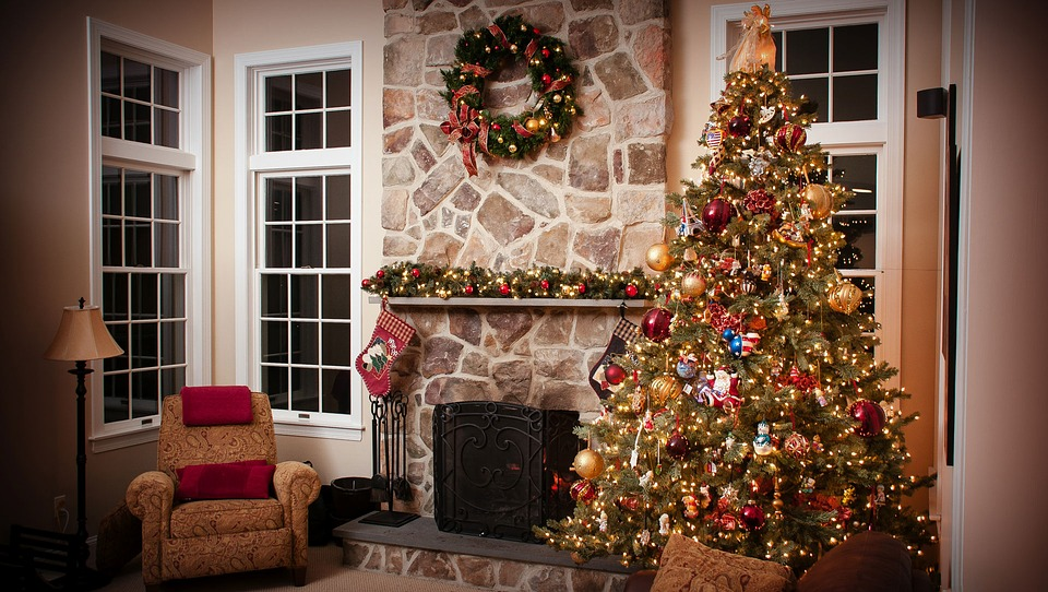 Vánoční trendy 2017, aneb návrat k matce přírodě