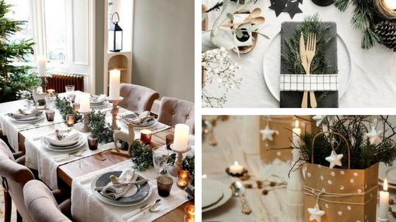 3 kroky k perfektní sváteční tabuli