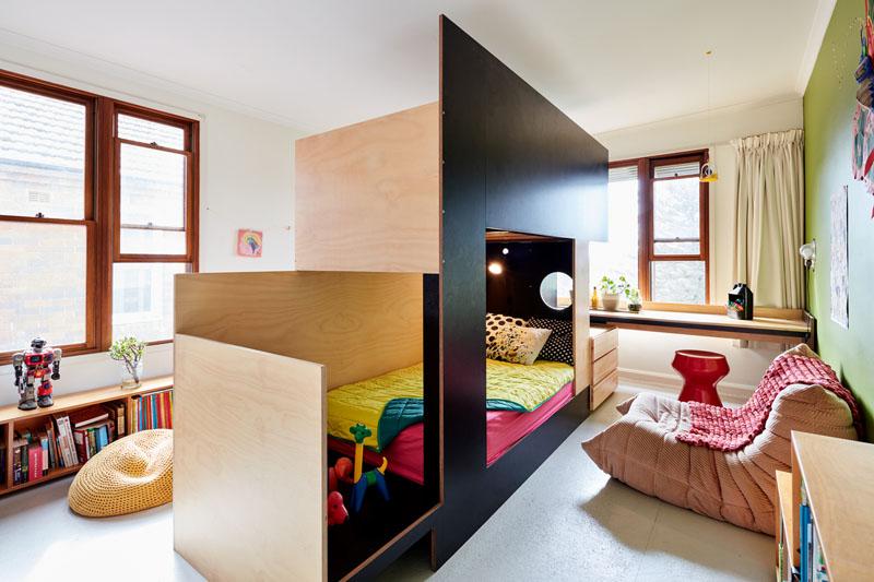 Soukromí prosím, aneb jak originálně zařídit pokoj pro dvě děti