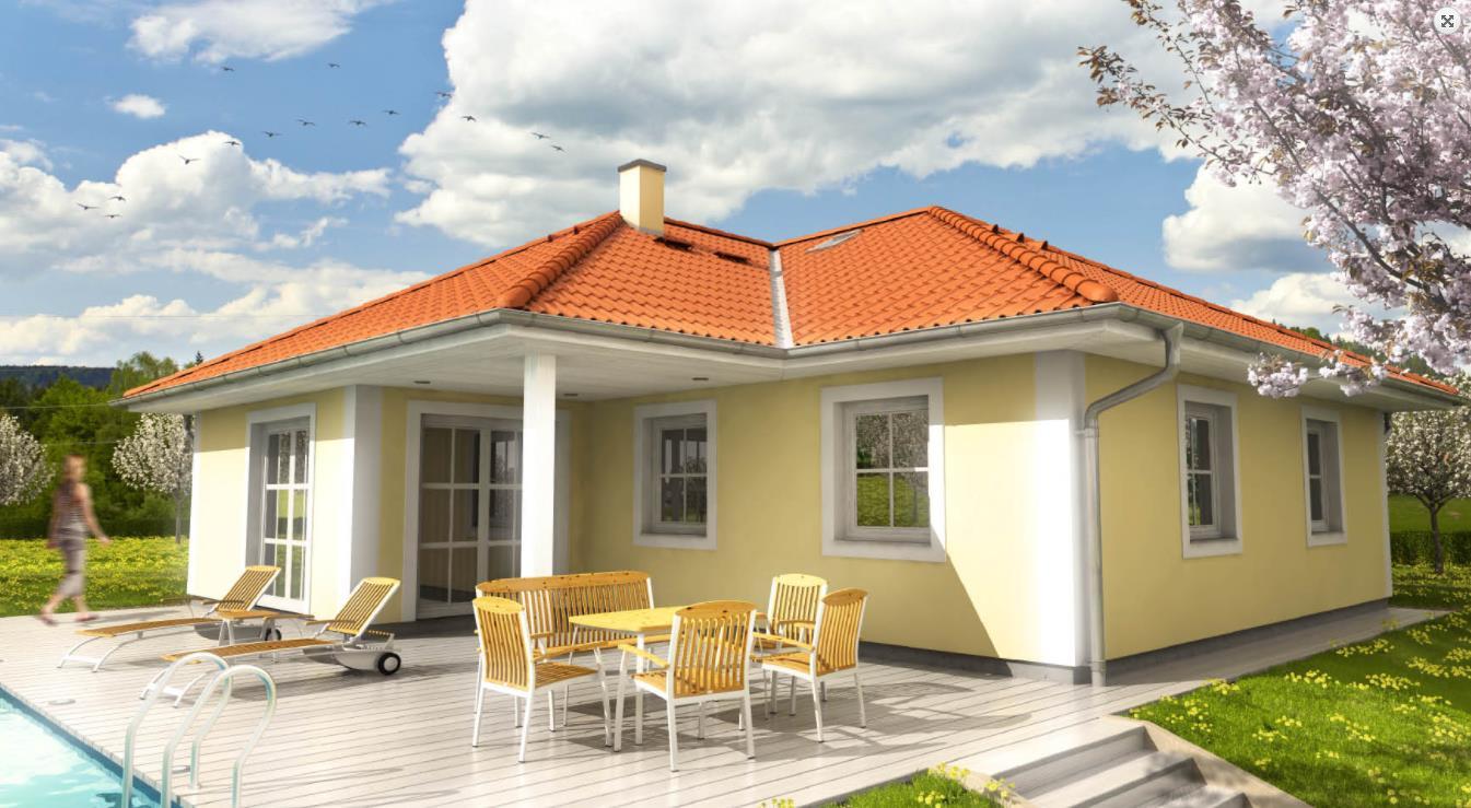Splňte si sen o vlastním domě díky bungalovu na klíč