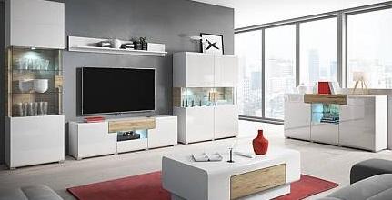 Obývací pokoj je srdcem domova. Na jeho vybavení záleží