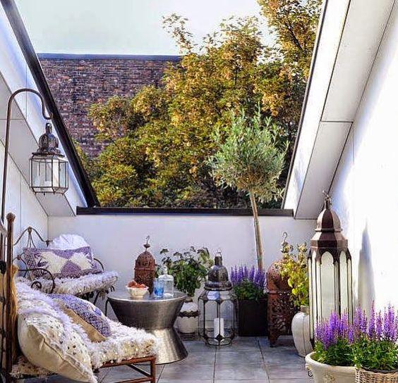 Jak využít balkon, aby byl moderní a funkční?