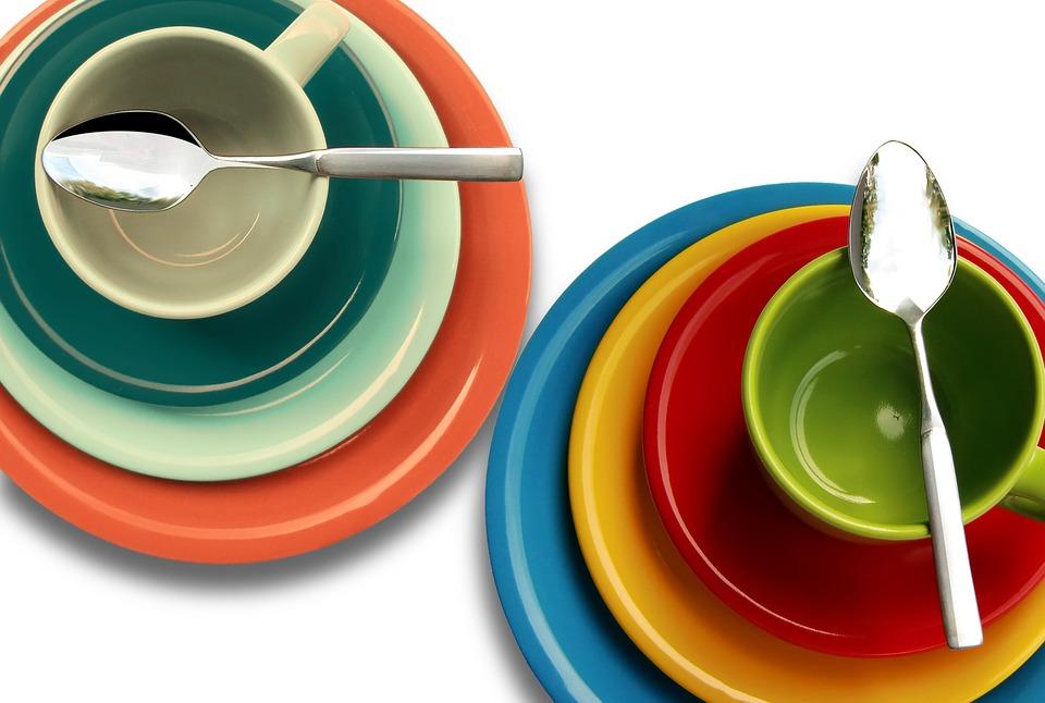 Na špinavé nádobí bez chemie