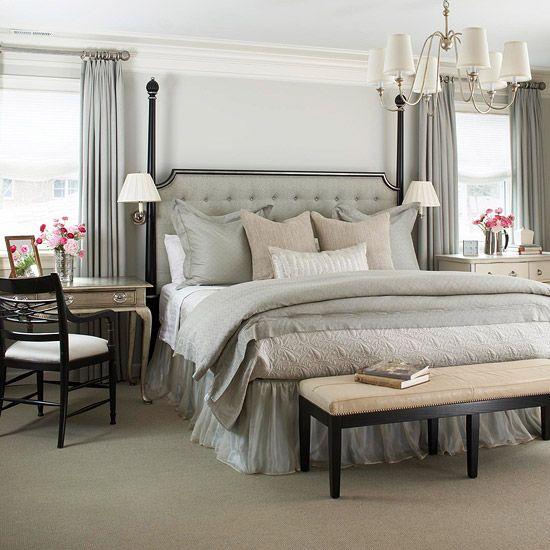 10 tipů na překrásné ložnice