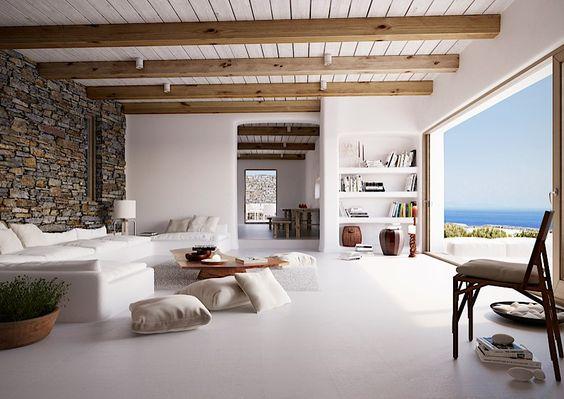 Řecký styl bydlení