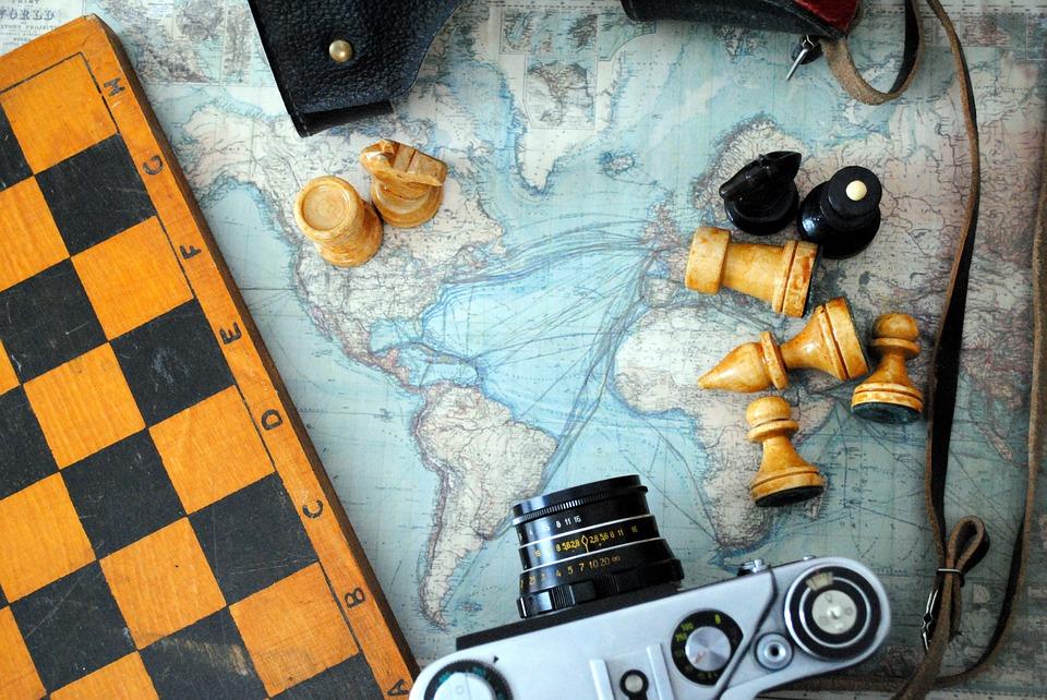 Interiér v šachovém stylu: Inspirujte se královskou hrou