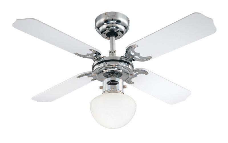 Stropní ventilátor i pro náročné uživatele