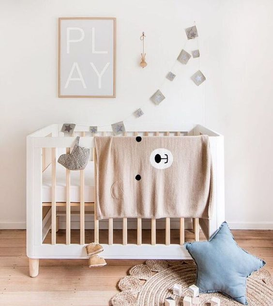 Pokojíček pro miminko, aneb 8 krásných inspirací