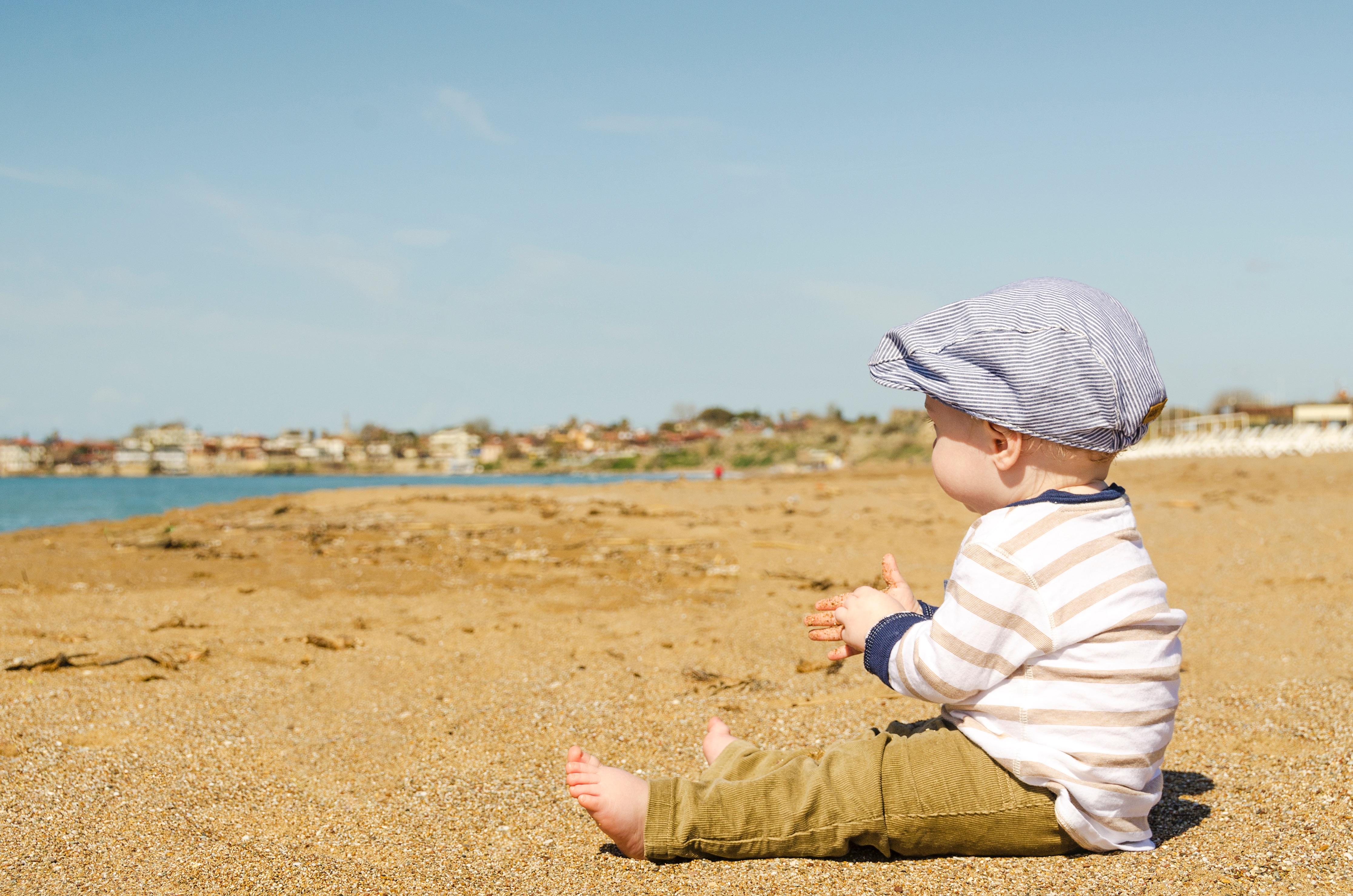 Jak cestovat s malým dítětem?