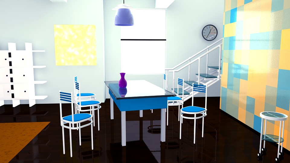 Pusťte do svého domu svěží a trendy barvy
