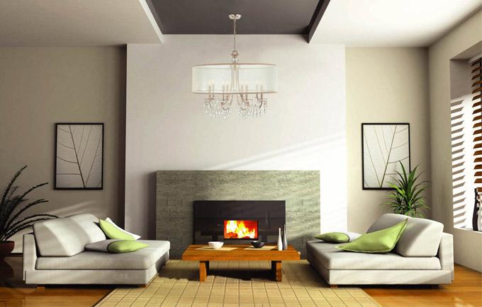 10 tipů, jak docílit harmonického bydlení