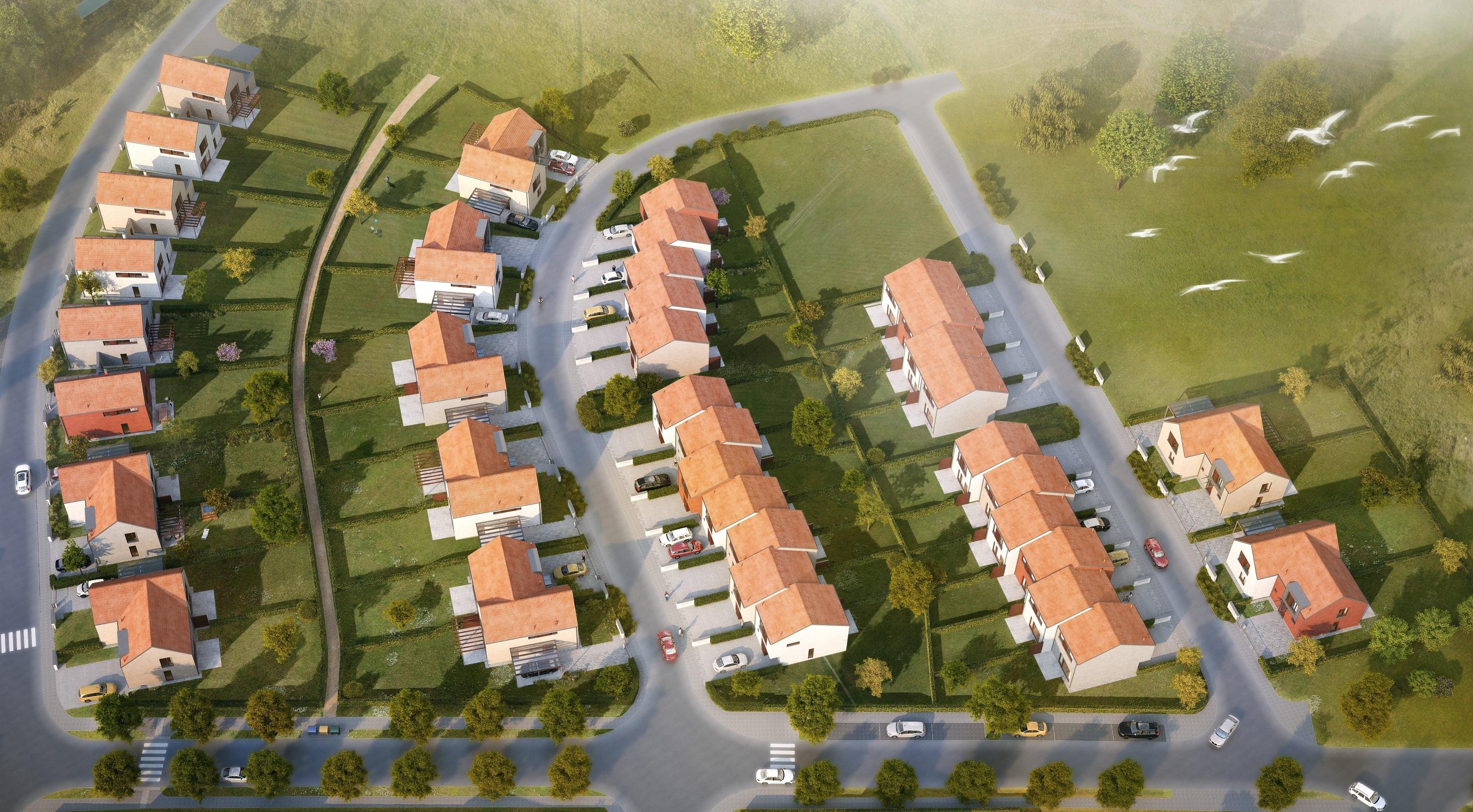 Sháníte rodinné domy u Prahy? Pospěšte si, 50 % jich je prodáno