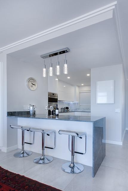 Jak vybrat správné LED osvětlení do místností v celém bytě?