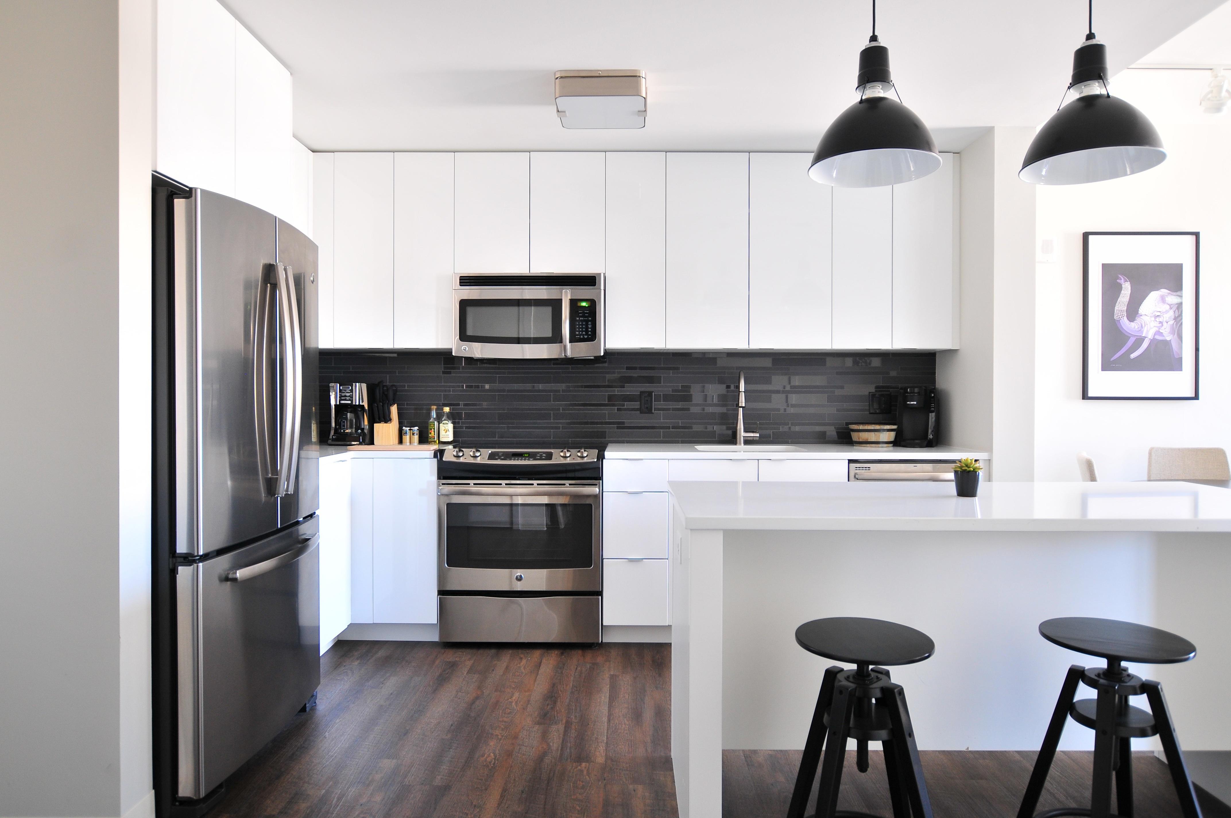 Jak na osvětlení v kuchyni, aneb užitečné rady