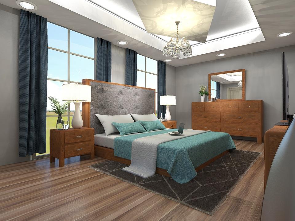 Jak zařídit ložnici, která bude místem odpočinku a relaxace