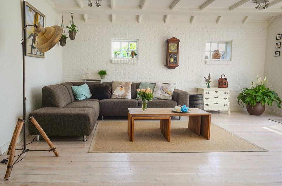5 triků pro malý byt, aneb jak na to!