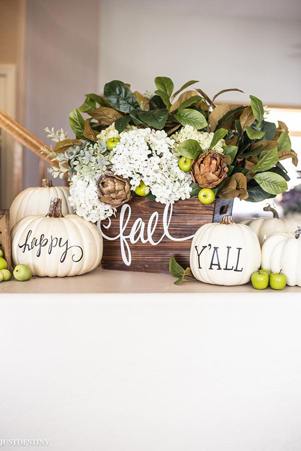 Oživte svůj domov podzimními dekoracemi