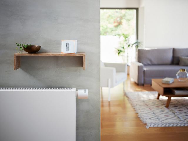 Chytré vytápění přispívá k energetickým úsporám