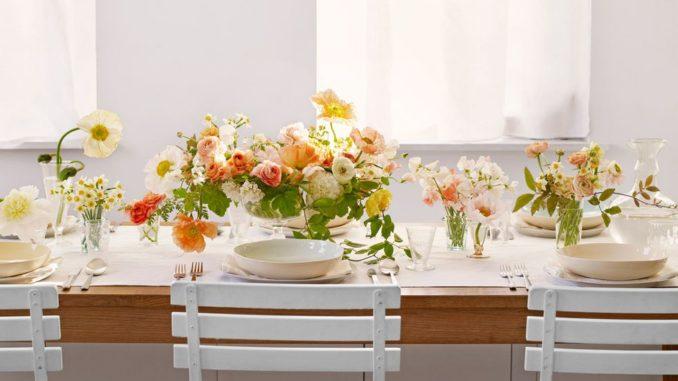 Tipy na slavnostní a méně tradiční uspořádání květin