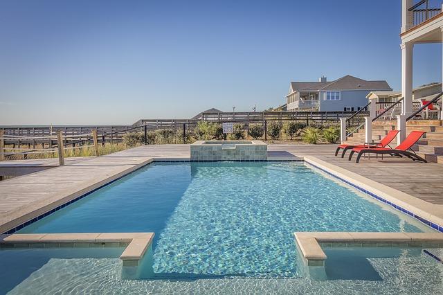 3 důvody proč stavět bazén na podzim