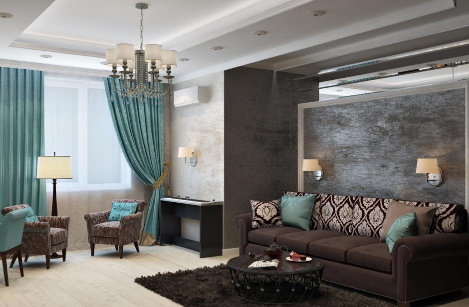 Hezký obývák za málo peněz můžete mít i vy