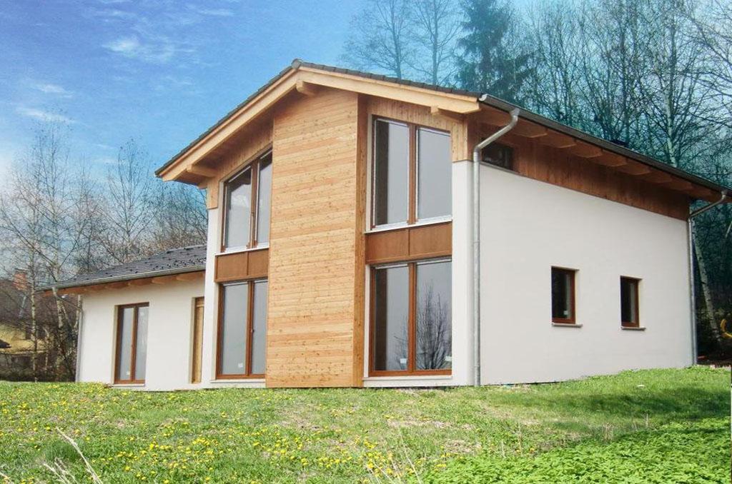 Rozhodujete se mezi zděným domem a dřevostavbou? Pomůžeme vám!