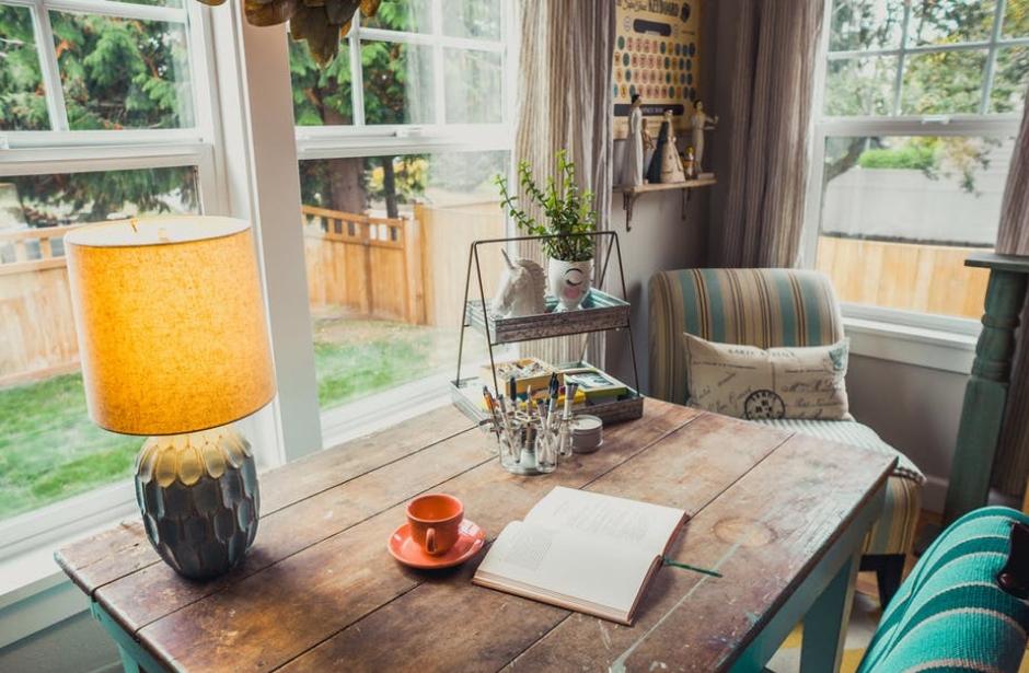 Domácí kancelář, do které se nebudete stydět pozvat klienty